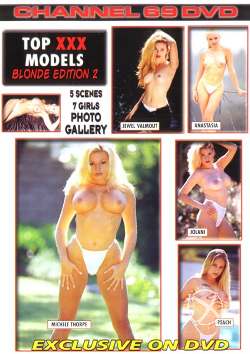 Top Xxx Blonde 02 Models
